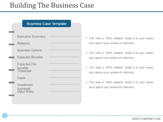 Building the business case ppt powerpoint presentation portfolio building the business case ppt powerpoint presentation portfolio graphics template powerpoint templates cheaphphosting Gallery