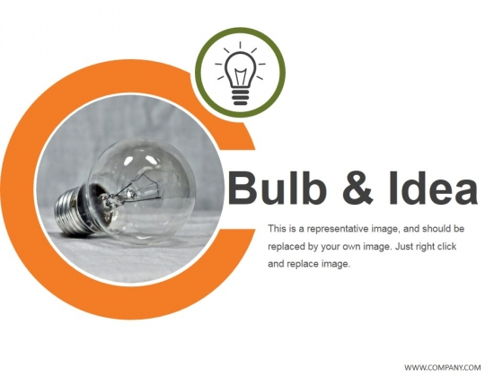 Bulb And Idea Ppt PowerPoint Presentation Gallery Examples