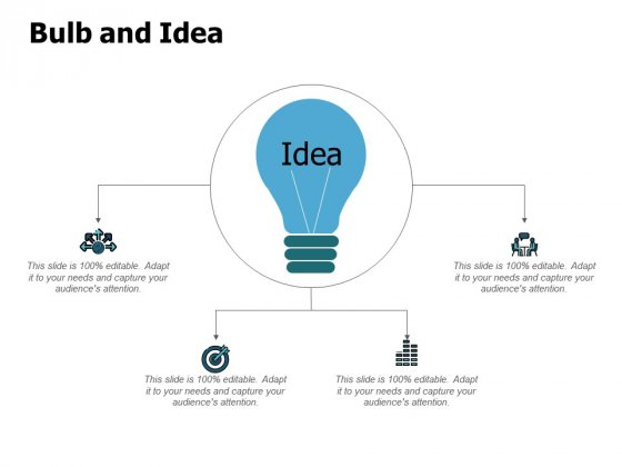 Bulb And Idea Technology Arrows Ppt PowerPoint Presentation Gallery Background
