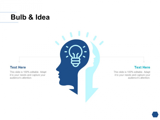 Bulb And Idea Technology Ppt PowerPoint Presentation Professional Visuals