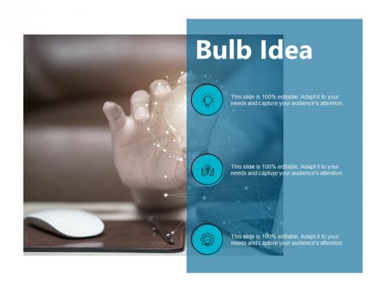 Bulb Idea Technology Ppt PowerPoint Presentation Icon Design Templates