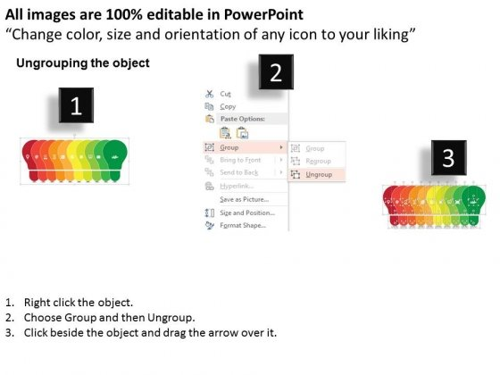 Bulb_Infographic_With_Ten_Options_Powerpoint_Template_2