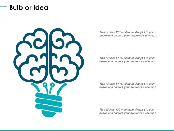 Bulb Or Idea Innovation Management Ppt PowerPoint Presentation Layouts Visual Aids
