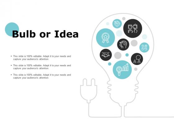 Bulb Or Idea Innovation Ppt PowerPoint Presentation Infographics Slides