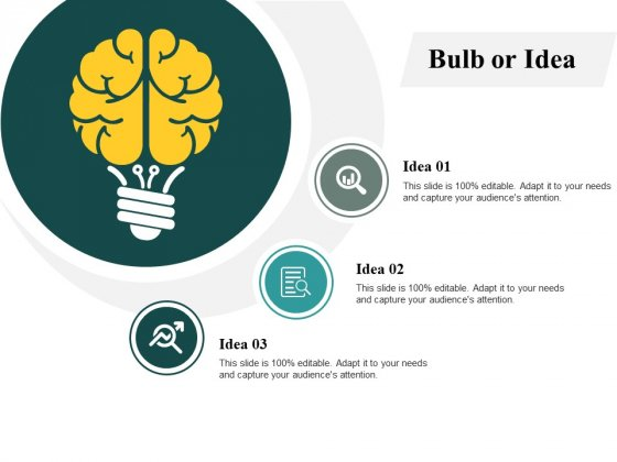 Bulb Or Idea Innovation Ppt PowerPoint Presentation Infographics Styles