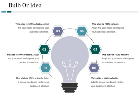 Bulb Or Idea Ppt PowerPoint Presentation Icon Gallery
