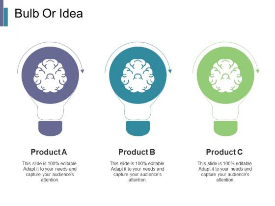 Bulb Or Idea Ppt PowerPoint Presentation Ideas Objects