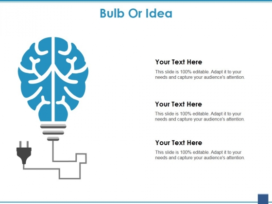 Bulb Or Idea Ppt PowerPoint Presentation Layouts Backgrounds