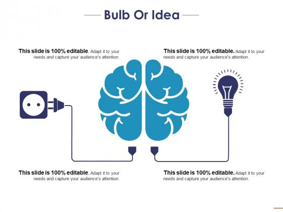Bulb Or Idea Ppt PowerPoint Presentation Model Background Image