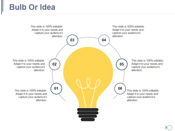 Bulb Or Idea Ppt PowerPoint Presentation Model Inspiration