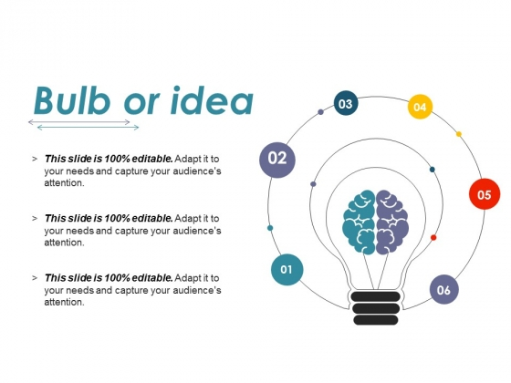 Bulb Or Idea Ppt PowerPoint Presentation Outline Introduction