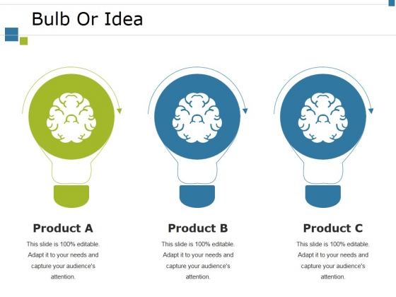 Bulb Or Idea Ppt PowerPoint Presentation Professional Infographic Template
