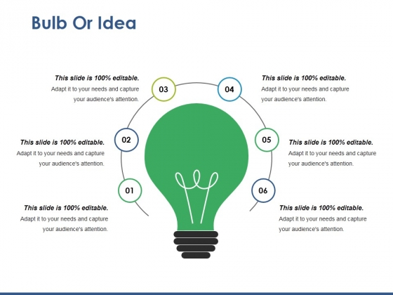 Bulb Or Idea Ppt PowerPoint Presentation Show Designs Download