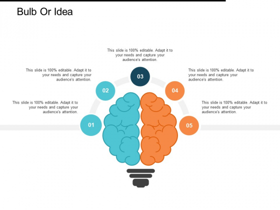 Bulb Or Idea Ppt PowerPoint Presentation Show File Formats
