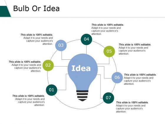 Bulb Or Idea Ppt PowerPoint Presentation Slides Guidelines