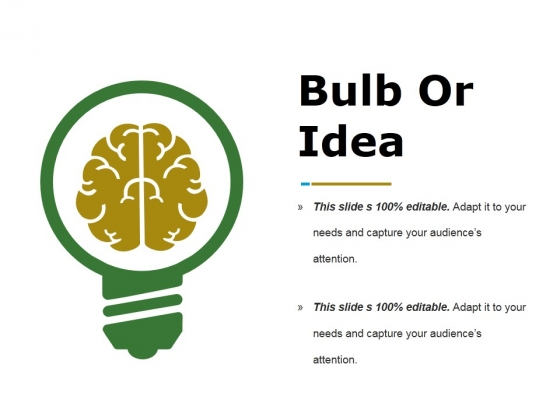 Bulb Or Idea Ppt PowerPoint Presentation Styles Portrait