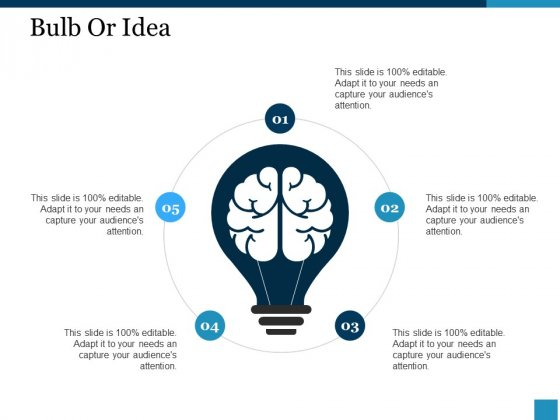 Bulb Or Idea Ppt PowerPoint Presentation Styles Slide Portrait