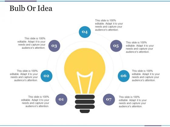 Bulb Or Idea Ppt PowerPoint Presentation Summary Mockup