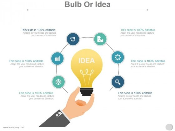 Bulb Or Idea Ppt PowerPoint Presentation Templates