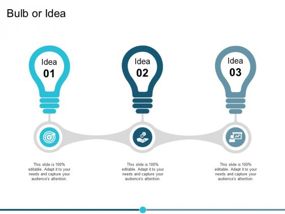 Bulb Or Idea Technology Ppt PowerPoint Presentation Gallery Influencers
