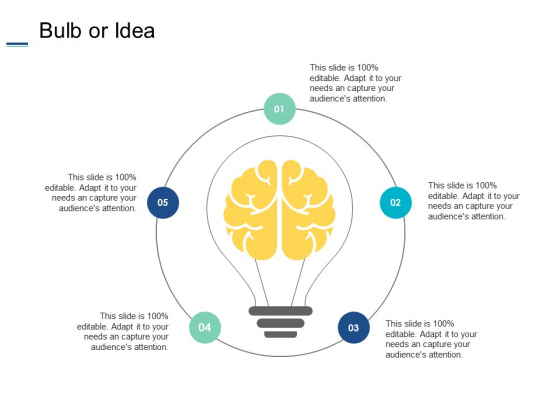 Bulb Or Idea Technology Ppt PowerPoint Presentation Introduction