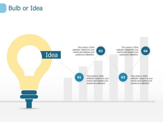 Bulb Or Idea Technology Ppt PowerPoint Presentation Model Elements