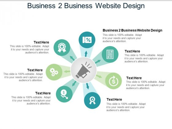 Business 2 Business Website Design Ppt PowerPoint Presentation Icon Graphics Download Cpb