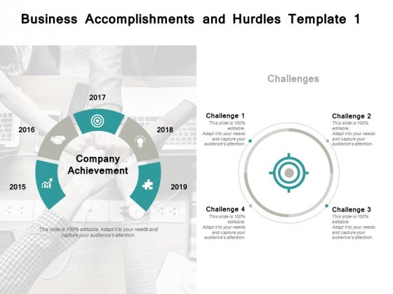 Business Accomplishments And Hurdles Opportunity Ppt PowerPoint Presentation Model Structure