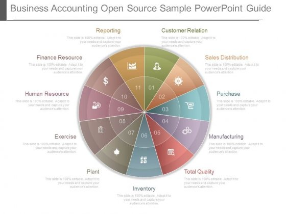 Business Accounting Open Source Sample Powerpoint Guide