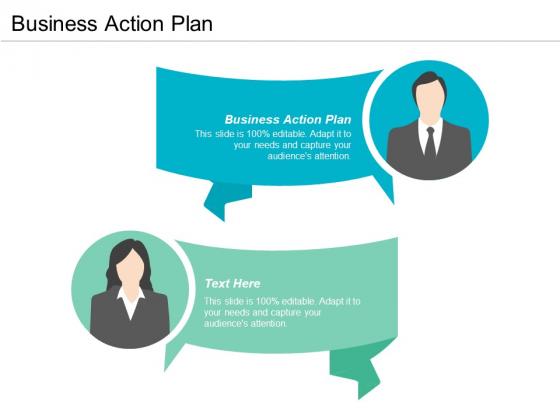 Business Action Plan Ppt PowerPoint Presentation Summary Slide Portrait Cpb