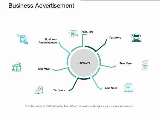 Business Advertisement Ppt PowerPoint Presentation Pictures Good Cpb