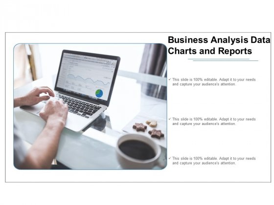 Business Analysis Data Charts And Reports Ppt Powerpoint Presentation Ideas Portrait