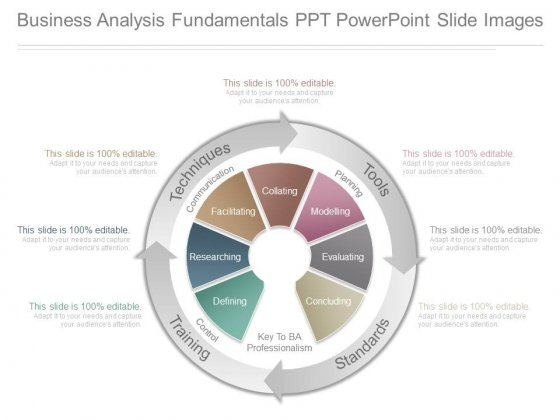 Business Analysis Fundamentals Ppt Powerpoint Slide Images