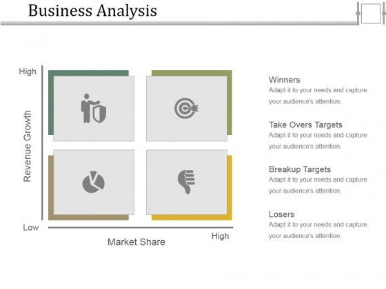 Business Analysis Ppt PowerPoint Presentation Professional Templates
