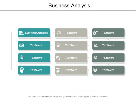 Business Analysis Ppt PowerPoint Presentation Summary Backgrounds Cpb