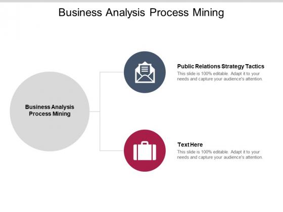 Business Analysis Process Mining Ppt PowerPoint Presentation Layouts Summary Cpb Pdf