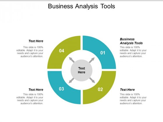 Business Analysis Tools Ppt PowerPoint Presentation Model Themes Cpb