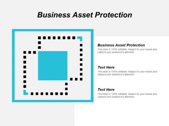 Business Asset Protection Ppt Powerpoint Presentation Model Mockup Cpb