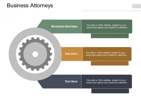 Business Attorneys Ppt Powerpoint Presentation Pictures Templates Cpb