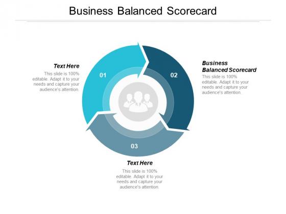 Business Balanced Scorecard Ppt PowerPoint Presentation Ideas Cpb