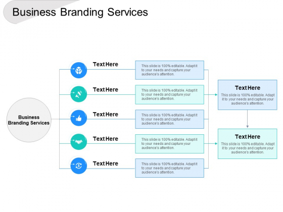 Business Branding Services Ppt PowerPoint Presentation Summary Templates Cpb