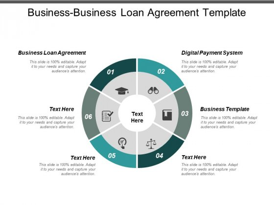 Business Business Loan Agreement Template Digital Payment System Ppt PowerPoint Presentation Infographic Template Background Designs