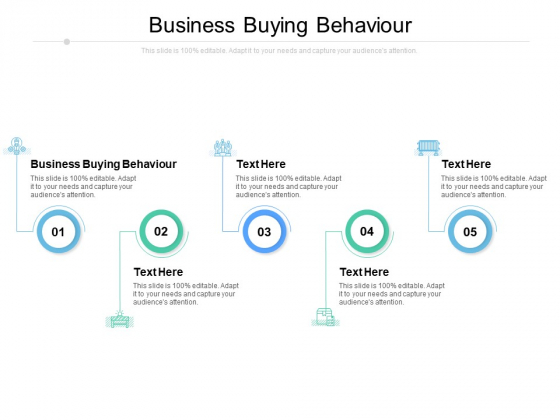 Business Buying Behaviour Ppt PowerPoint Presentation File Grid Cpb