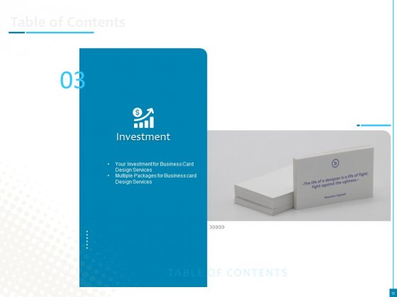 Business_Card_Design_Services_Proposal_Ppt_PowerPoint_Presentation_Complete_Deck_With_Slides_Slide_12
