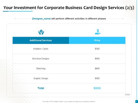 Business_Card_Design_Services_Proposal_Ppt_PowerPoint_Presentation_Complete_Deck_With_Slides_Slide_14