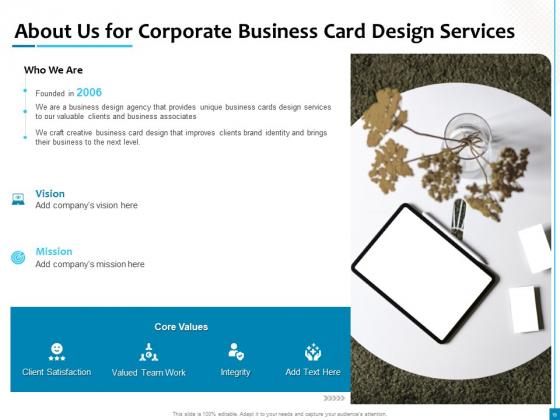 Business_Card_Design_Services_Proposal_Ppt_PowerPoint_Presentation_Complete_Deck_With_Slides_Slide_19