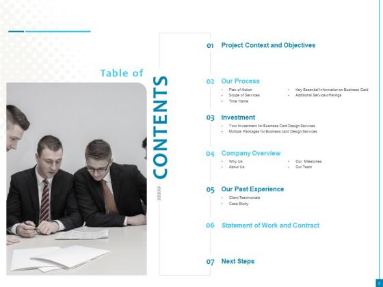 Business_Card_Design_Services_Proposal_Ppt_PowerPoint_Presentation_Complete_Deck_With_Slides_Slide_3