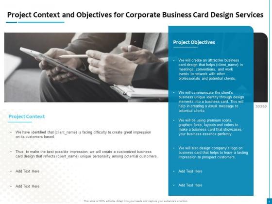 Business_Card_Design_Services_Proposal_Ppt_PowerPoint_Presentation_Complete_Deck_With_Slides_Slide_5