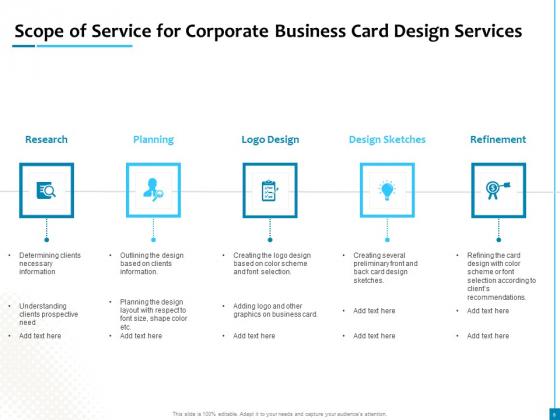 Business_Card_Design_Services_Proposal_Ppt_PowerPoint_Presentation_Complete_Deck_With_Slides_Slide_8