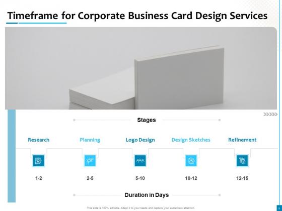 Business_Card_Design_Services_Proposal_Ppt_PowerPoint_Presentation_Complete_Deck_With_Slides_Slide_9